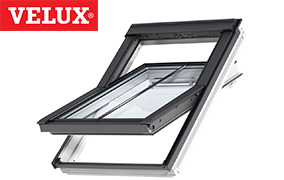Velux Conservation Centre Pivot White Painted Windows