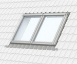 Velux Twin Slate Flashing