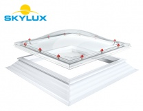 Skylux iDome - Dome, Kerb & Hit & Miss Vents