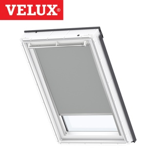 Velux DSL UK08 Solar Blackout Blind 134cm x 140cm - 0705 Grey