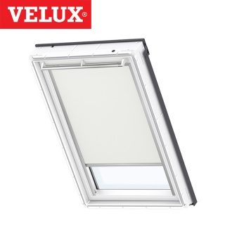 Velux DML CK04 Electric Blackout Blind 55cm x 98cm - 1085 Light Beige