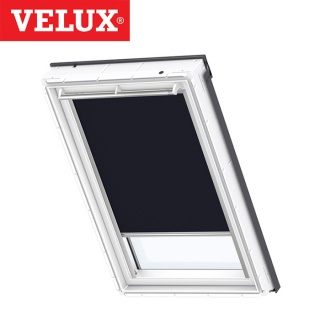 Velux DSL CK04 Solar Blackout Blind 55cm x 98cm - 1110 Dark Blue
