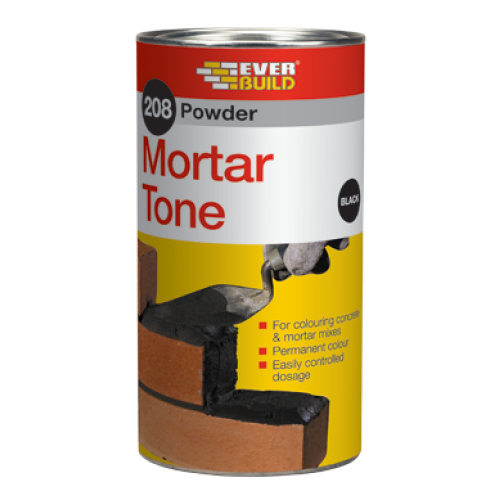 Everbuild Mortar Tone Brown 1KG