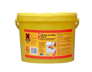 Sika Damp-Proofing Slurry Grey 12.5KG