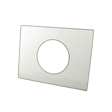 Backing Plate for use with Core Drill Vent