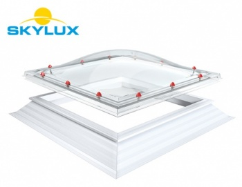Skylux iDome Domelight 600mm x 900mm - Dome & Kerb