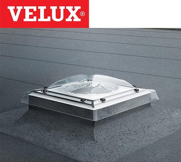 velux 14 flat roof sun tunnel tcf 0k14 1010. Black Bedroom Furniture Sets. Home Design Ideas