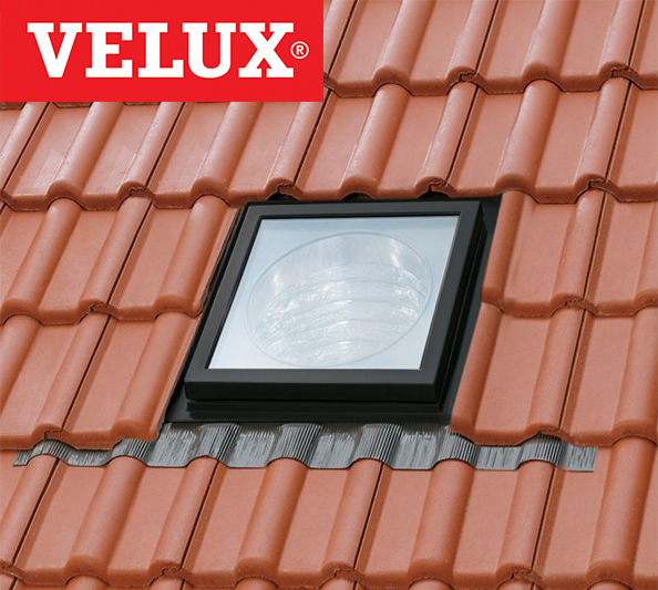 velux 14 rigid sun tunnel for tiles twr 0k14 2010. Black Bedroom Furniture Sets. Home Design Ideas