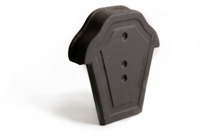 Clay Double Ogee Socket End