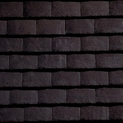Plain Tile Dark Grey Smoothfaced