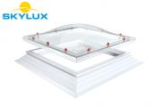 Skylux iDome Domelight 600mm x 600mm - Single Skin Dome Only