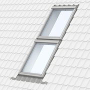 Velux Duo Combi Slate Flashing EKL S0122 78x98