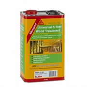 SikaGard 5 Star Wood Treatment