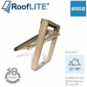 Rooflite Top Hung<br>Fire Escape Windows