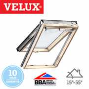 Velux Top Hung - Pine Finish 78x98