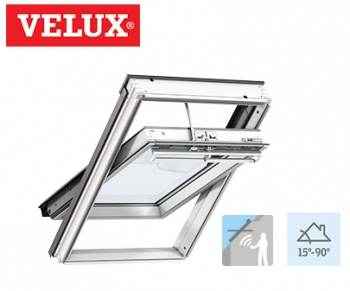 store velux sk06 store occultant duo dfd sk beige with. Black Bedroom Furniture Sets. Home Design Ideas