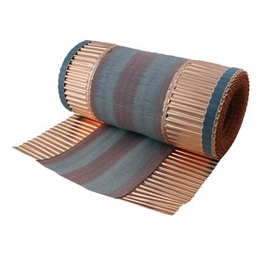 Ventilated Copper Ridge Roll