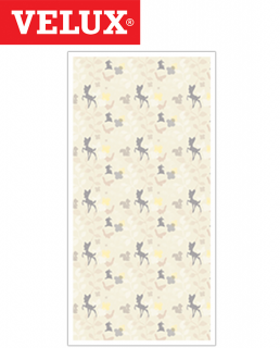 Velux DKL PK10 Manual Blackout Blind 94cm x 160cm - 4612 Disney Collection
