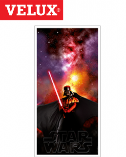 Velux DKL CK04 Manual Blackout Blind 55cm x 98cm - 4710 Star Wars Collection