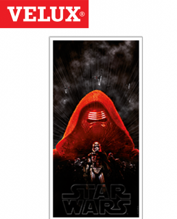 Velux DKL MK04 Manual Blackout Blind 78cm x 98cm - 4712 Star Wars Collection