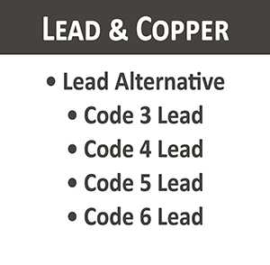 lead copper